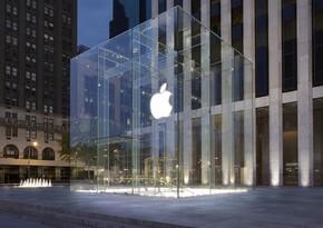 """""""Apple""""ın bazar dəyəri ilk dəfə 2 trilyon dolları ötüb"""