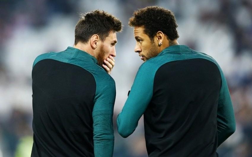 Месси попросил Неймара не переходить в Реал Мадрид