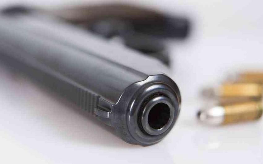 Şəkidə meşə ərazisində silah-sursat tapılıb