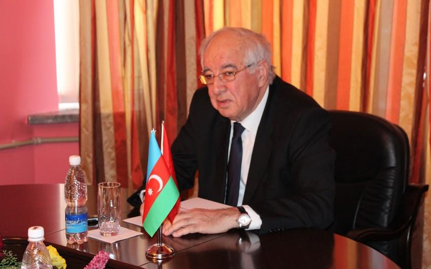 Посол Идаят Оруджев награжден Почетным дипломом президента Азербайджана