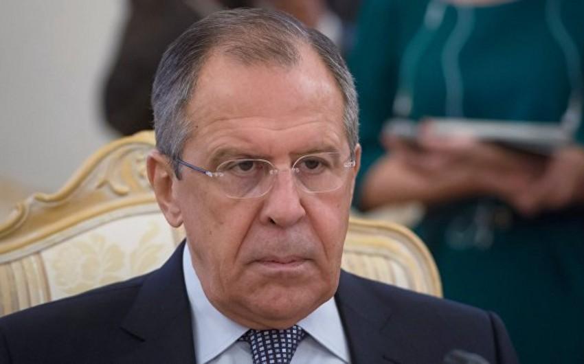 Sergey Lavrov: Rusiya-ABŞ münasibətlərində əsaslı dəyişikliklər baş verib