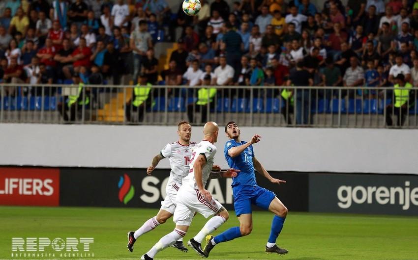 Macarıstan yığmasının Azərbaycanla oyun üçün heyəti açıqlanıb - SİYAHI