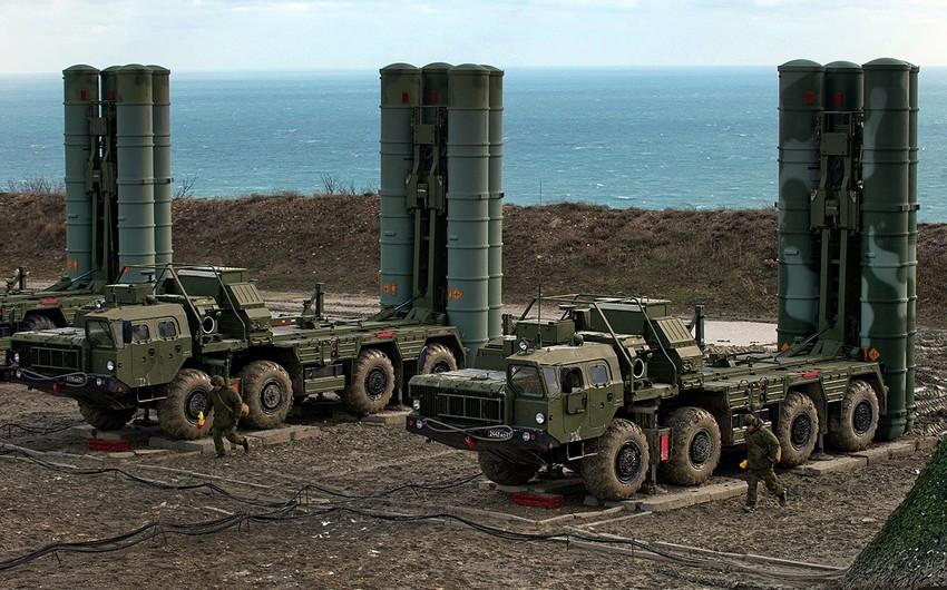 Rusiya S-400lərin Türkiyəyə tədarükünə başlayıb