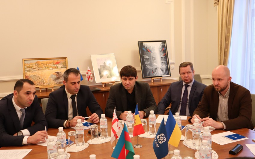 В Киеве проходит заседание Совета национальных координаторов ГУАМ