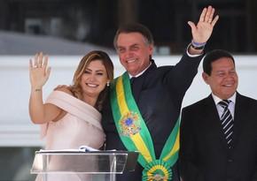 Braziliya prezidenti: Müavinim bəzən mənə mane olur