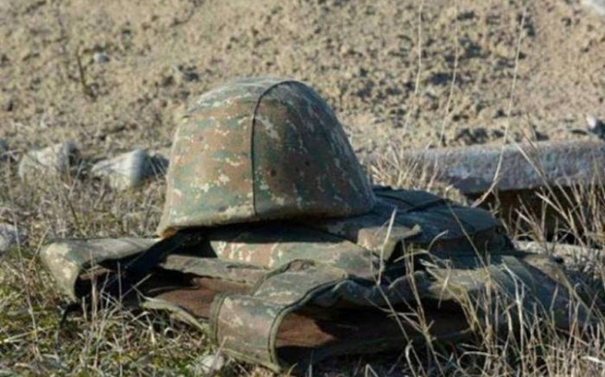 Dağlıq Qarabağda daha bir Ermənistan hərbçisi öldü - YENİLƏNİB