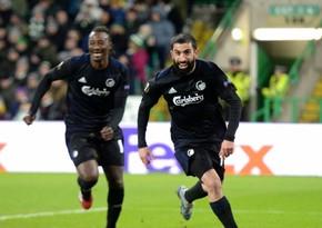 Чемпион Турции выбыл из Лиги Европы