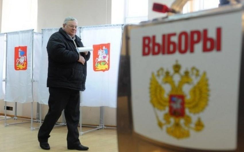 Rusiyanın bütün regionlarında mövcud liderlər seçkidə qalib gəliblər