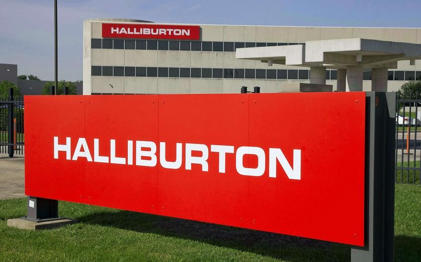 Halliburtonun rüblük zərəri 4 dəfəyə yaxın artıb