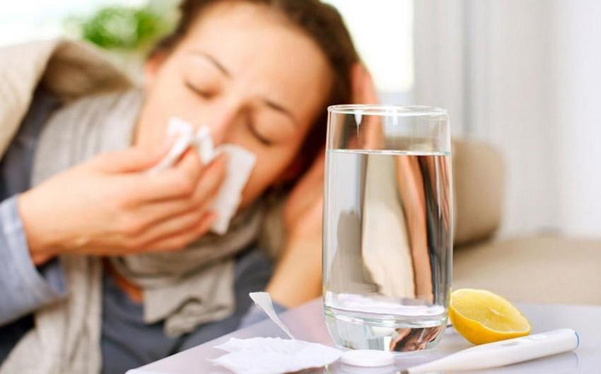 Gürcüstanda 600-dən çox insan qrip virusu ilə xəstəxanaya yerləşdirilib