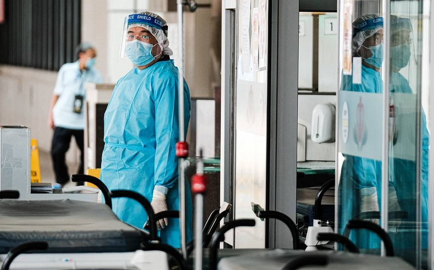 Çində koronavirusa yoluxan əcnəbilərin sayı artır