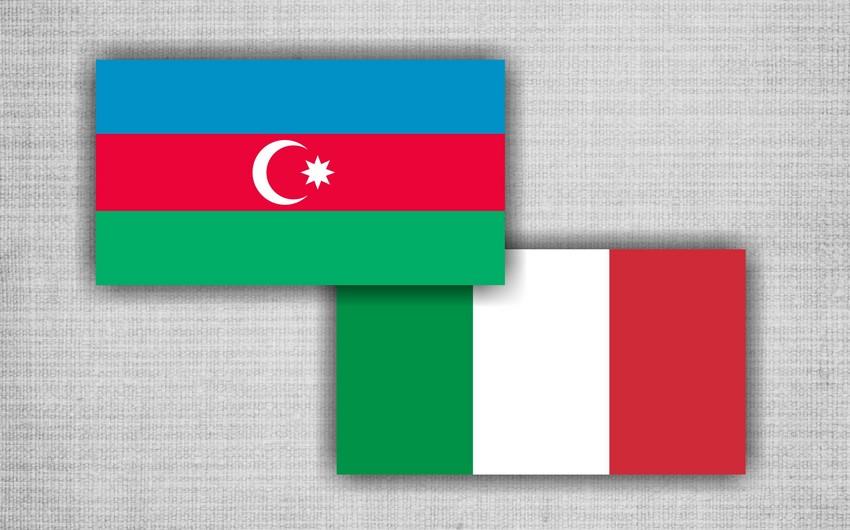Romada İtaliya-Azərbaycan Hökumətlərarası Komissiyasının iclası keçiriləcək