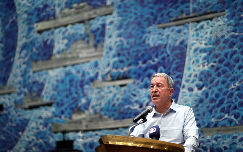 Hulusi Akar: We respect the borders and sovereignty of all our neighbors