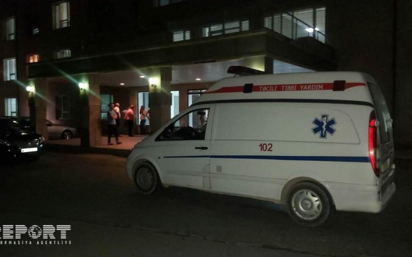 Bakıda 41 yaşlı kişi intihara cəhd etdi