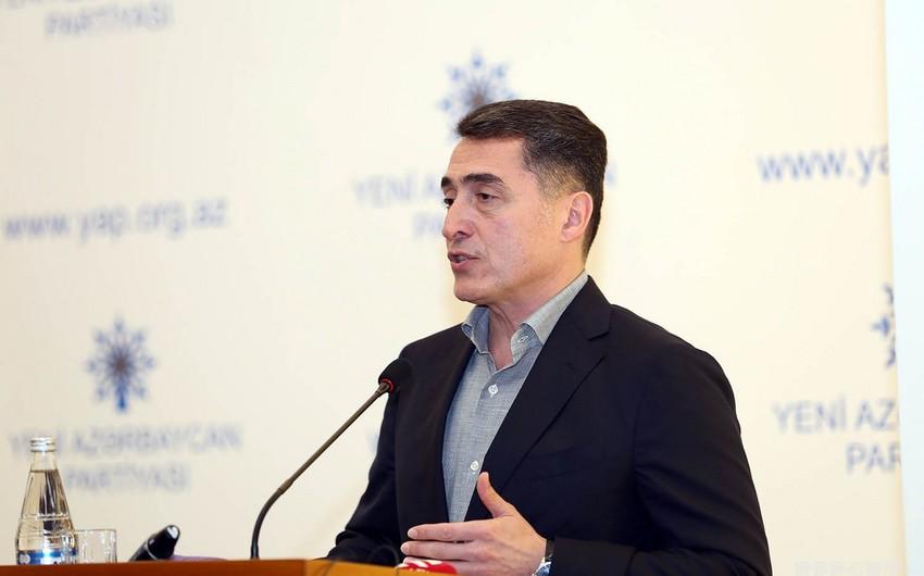 Əli Hüseynli: Parlamentin buraxılması ilə bağlı müraciət xalqın etimadını yenidən qazanmaq niyyətindən irəli gəlir