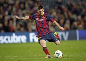 Messi Barselonada 650-ci qolunu vurub
