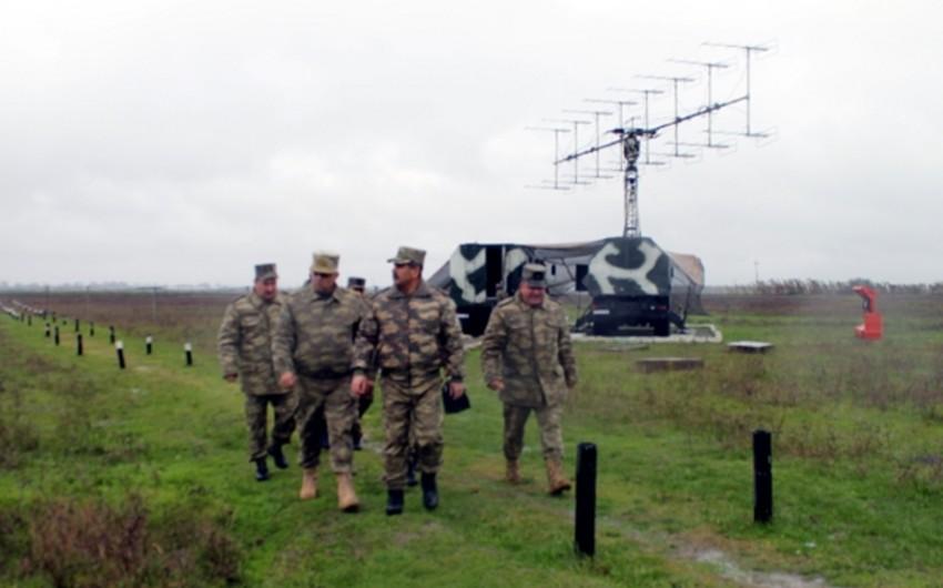 Azərbaycan Hərbi Hava Qüvvələrinin hərbi hissəsində yeni yaşayış kompleksi istifadəyə verilib