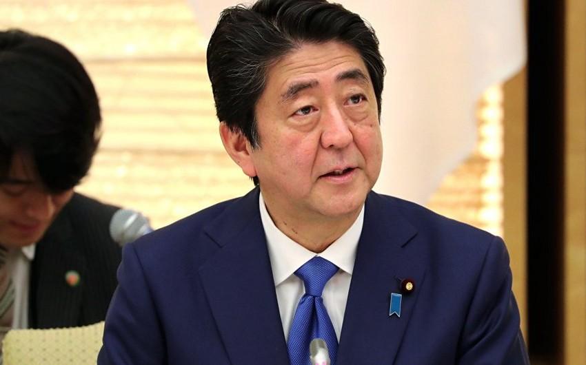 Şinzo Abe: Yaponiya iqlim dəyişikliklərinin fəsadlarına qarşı mübarizəyə töhfəsini verəcək