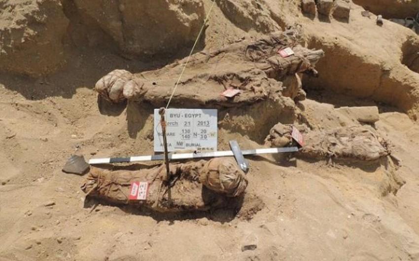 В Египте нашли более миллиона мумий