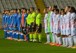 DÇ-2022: Lüksemburq yığmasının Azərbaycanla oyun üçün heyəti açıqlanıb
