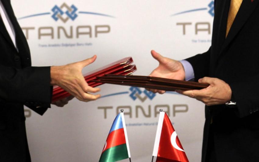 TANAP-ın tikintisi üçün boruların alınması müqaviləsi imzalanıb