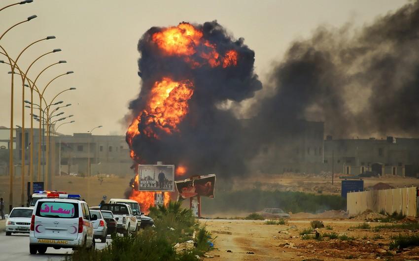 Bağdadda terror aktları nəticəsində iki nəfər ölüb