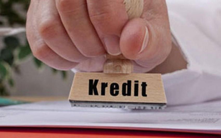 Azərbaycan bankları sahibkarlara kredit verilişini azaldıb