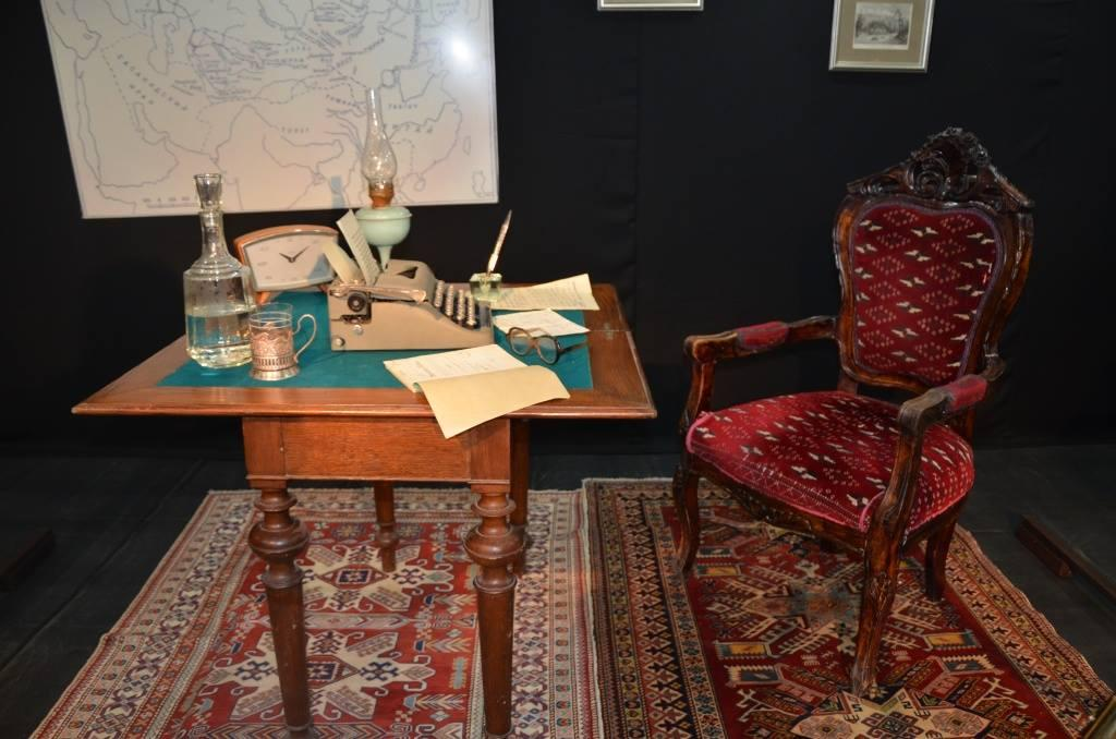Astana opens the first Turkology Museum