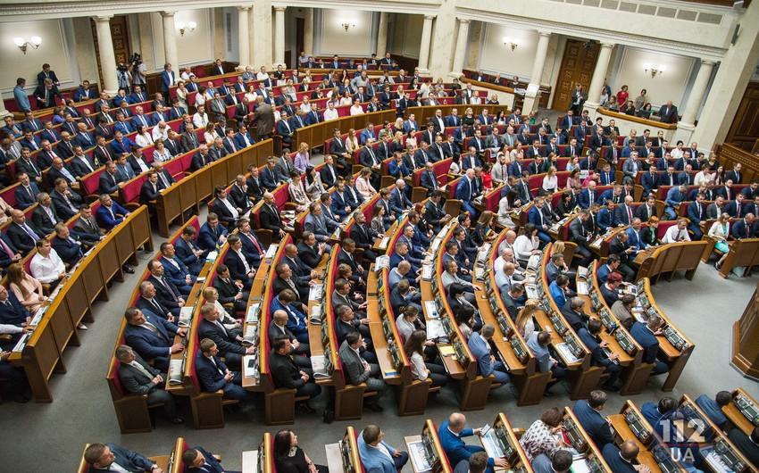 Ukraynalı deputatlar Azərbaycanı dəstəkləyən bəyanat qəbul ediblər