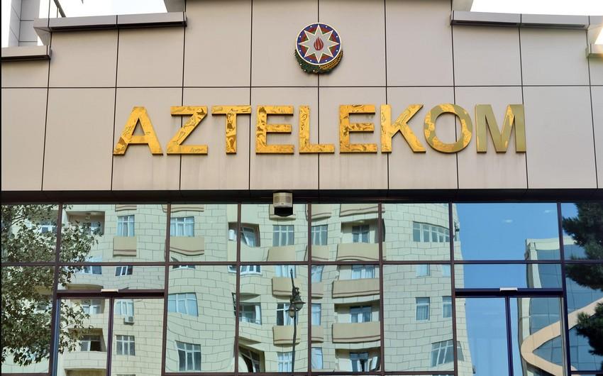 """""""Aztelekom""""un baş direktoruna daha bir müavin təyin edilib"""