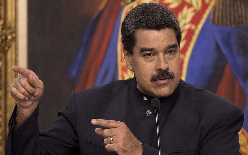 Venezuela's Maduro cuts ties with US amid protests