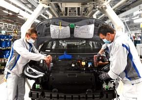 Промышленность Германии не оправдала ожиданий