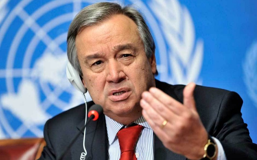 UN Secretary General calls for dialogue on nuclear deal with Iran