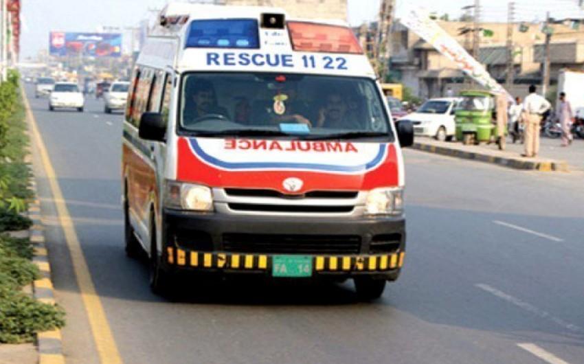 Pakistanda silahlıların otelə hücumu zamanı 5 nəfər həlak olub