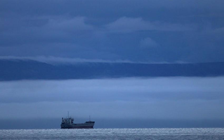 Yaponiya sahillərində Tayvanın balıqçı gəmisində yanğın baş verib