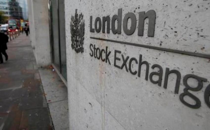 Индекс Лондонской фондовой биржи падает