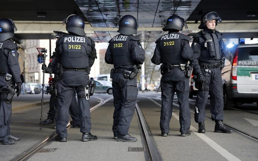Almaniyada G20 sammiti zamanı cinayət törətməyi planlaşdıran şəxs saxlanılıb