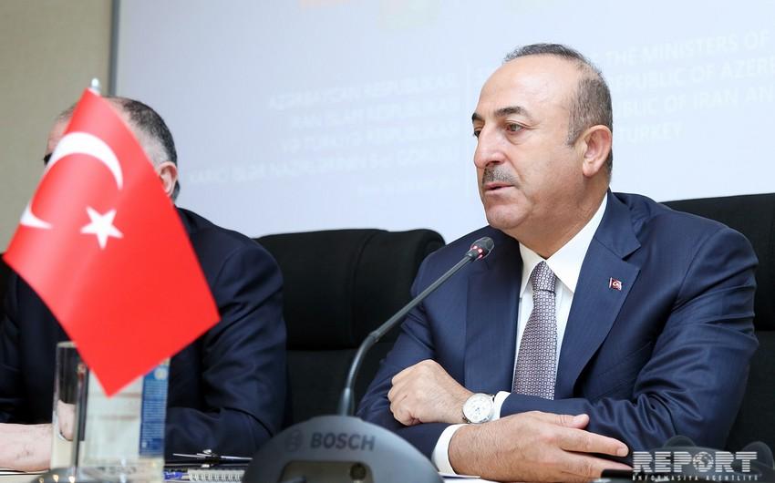 Mövlud Çavuşoğlu: Türkiyə Azərbaycandan neft və qaz idxalının həcminin genişləndirilməsində maraqlıdır