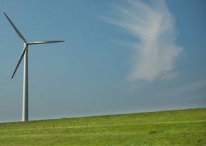 Производство ветровой энергии в Азербайджане сократилось на 12%