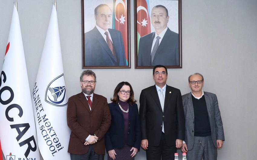 Компания Maire Tecnimont создает в БВШН исследовательский центр
