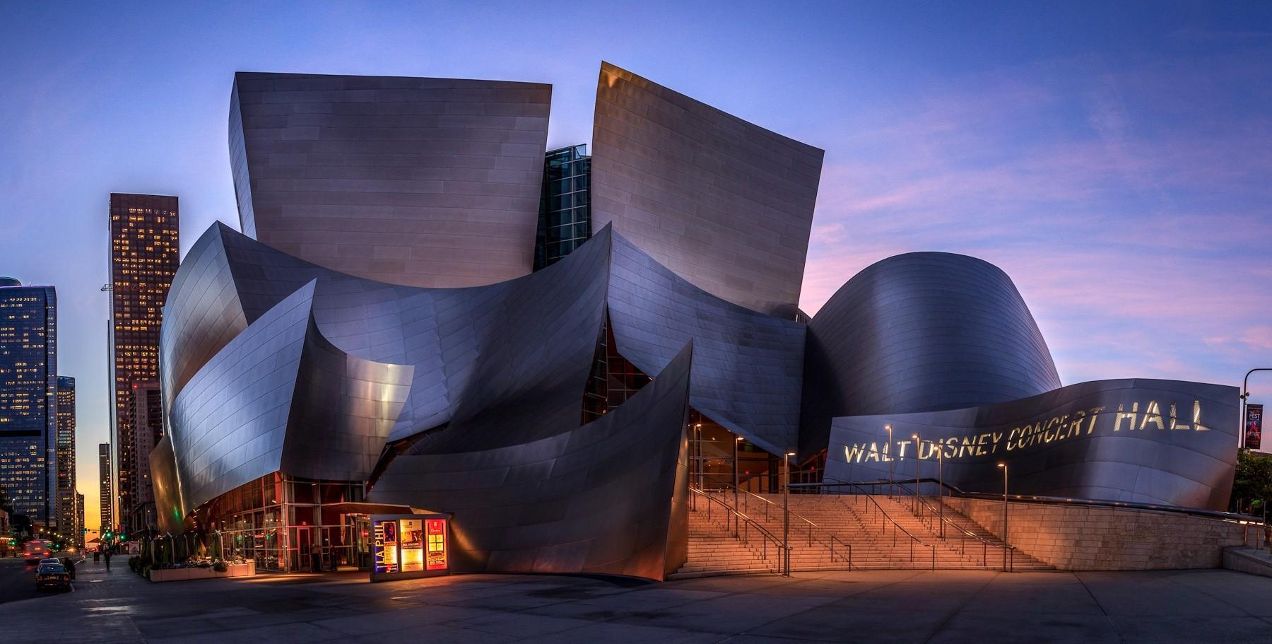 Walt Disney Hall of Los Angeles hosts Azerbaijani composer Franghiz Ali-Zadeh's World-Premiere - VIDEO