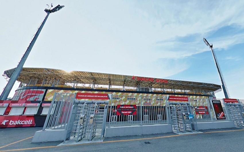 Определился стадион, где пройдет матч между Азербайджаном и Северной Ирландией