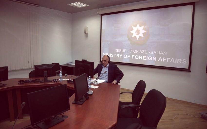 Состоялась встреча глав МИД Азербайджана и Армении - ОБНОВЛЕНО - 2