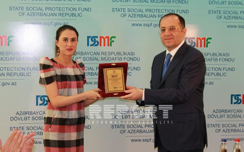 DSMF-nin jurnalistlər arasında keçirdiyi müsabiqənin nəticələri açıqlanıb