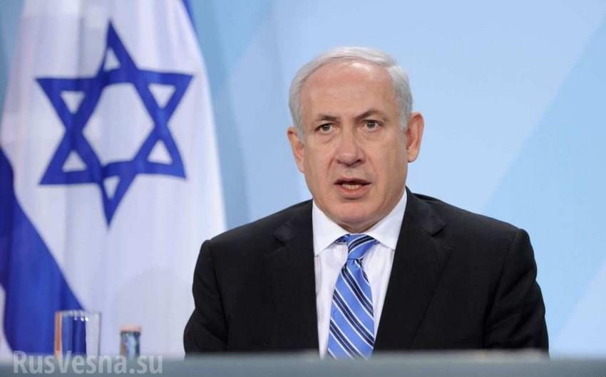 İsrailin baş naziri xəstəxanaya yerləşdirilib