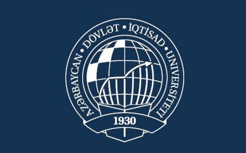 İqtisad Universiteti Almaniya universiteti ilə əməkdaşlıq müqaviləsi imzalayıb