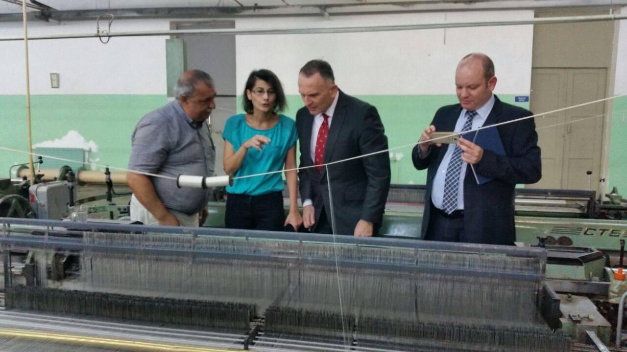 Посол Дан Став обсудит с израильскими компаниями возможность создания в Азербайджане совместных предприятий