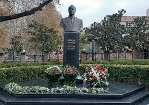 Gürcüstanda ümummilli lider Heydər Əliyevin xatirəsianılır