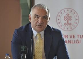 """Türkiyənin mədəniyyət naziri: """"İlk fürsətdə Qarabağa gedəcəyik"""""""