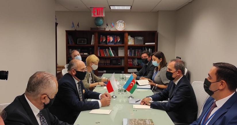 Глава МИД Польши: Я приложу все усилия для развития отношений с Азербайджаном